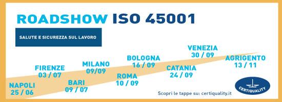 ROADSHOW ISO 45001