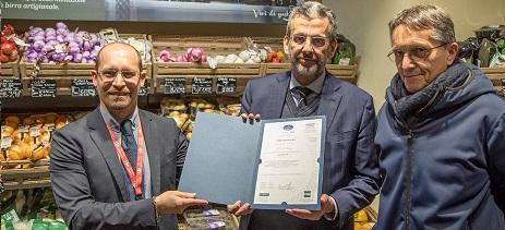 Carrefour Italia certificata ISO 50001
